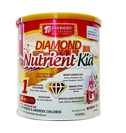 Sữa Diamond Nutrient Kid 1